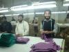 Quality control after production. (Mission Jose Koopman 2-2012 Pakistan ©)